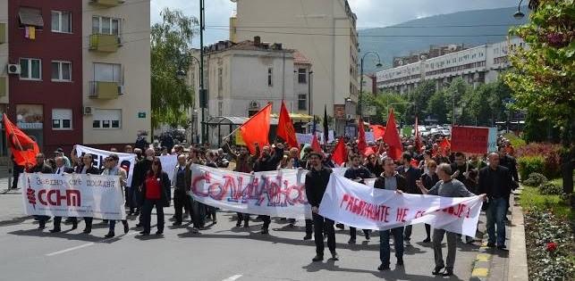 Повелба за Солидарност: Опструкции на синдикализмот