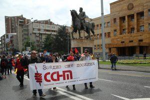 Работнички-протест-за-први-Мај-10