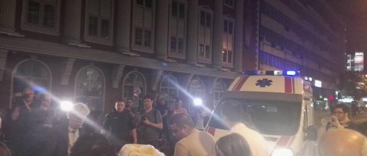 Бараме санкции за полициската бруталност кон новинарите