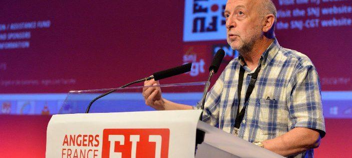 Филип Лерут е новиот претседател на ИФЈ
