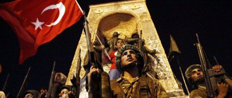 Турција: Меѓународната заедница мора да заземе цврст став против нарушувањата на слободата