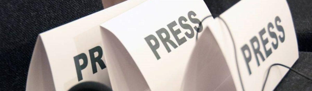 ССНМ го осудува сѐ почестото непријателство врз новинарите