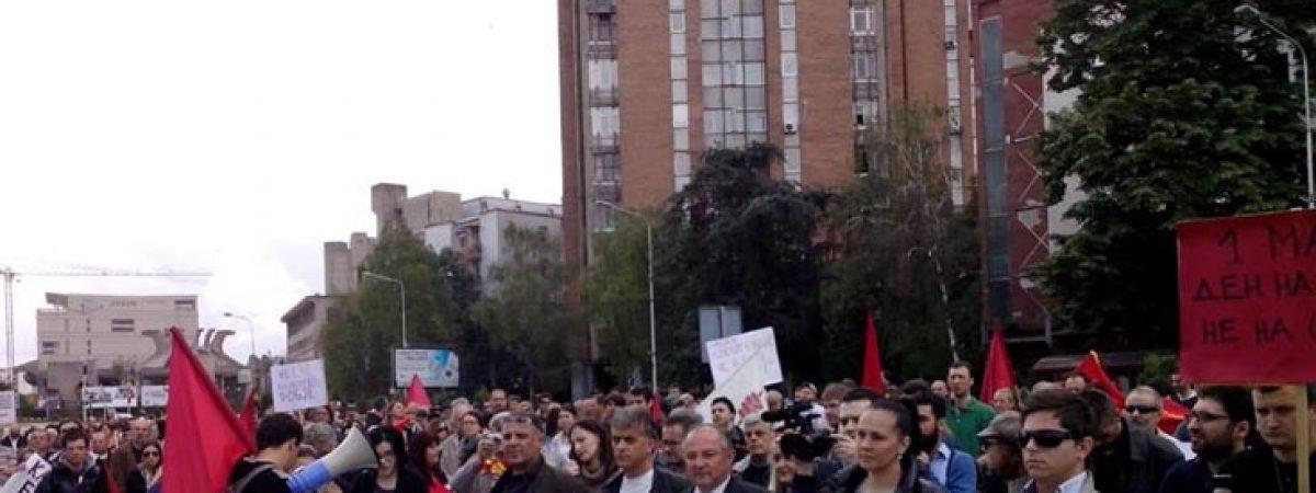 Македонија не смее да биде земја во која нема слобода на медиуми