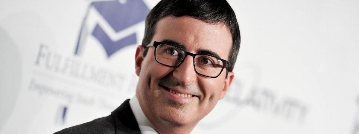 John Oliver Scolds Consumers Of Free Journalism