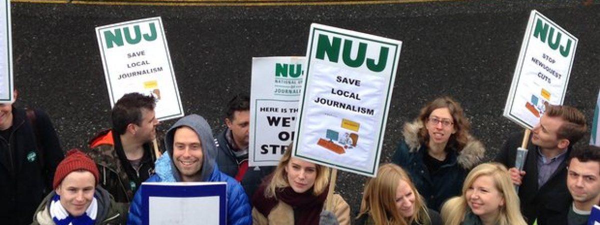 Зошто е оправдан штрајкот на новинарите на Newsquest