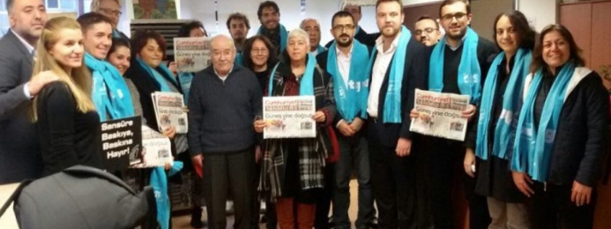 Turkey: Organising journalists under the state of emergency