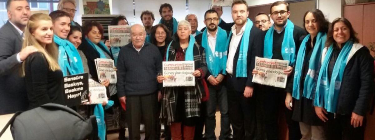 Се следи првата кривична парница против новинари во врска со обидот за пуч