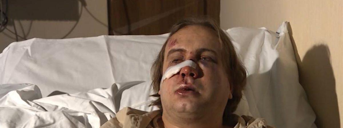 Снимател  тешко претепан во Белград