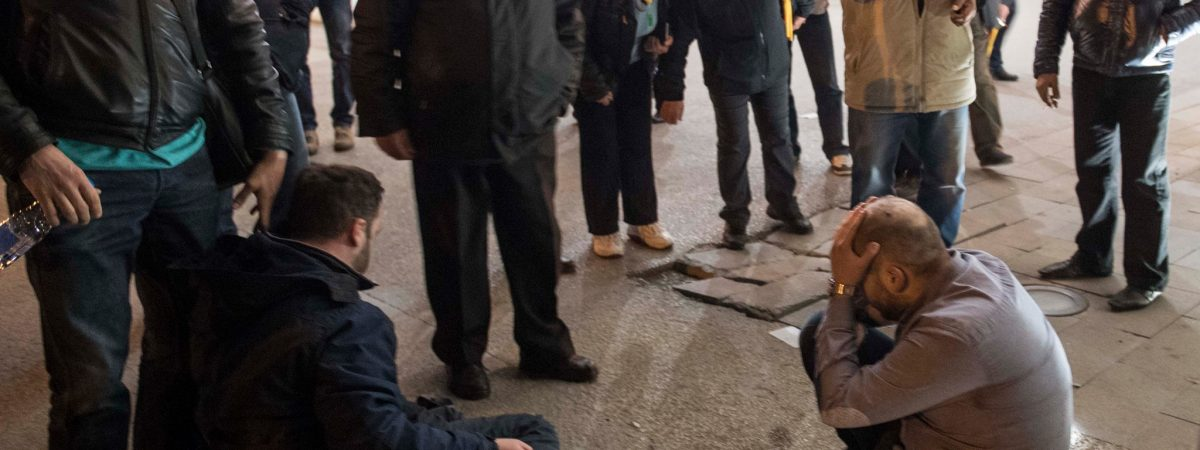 Затворска казна соодветна за напад врз новинари