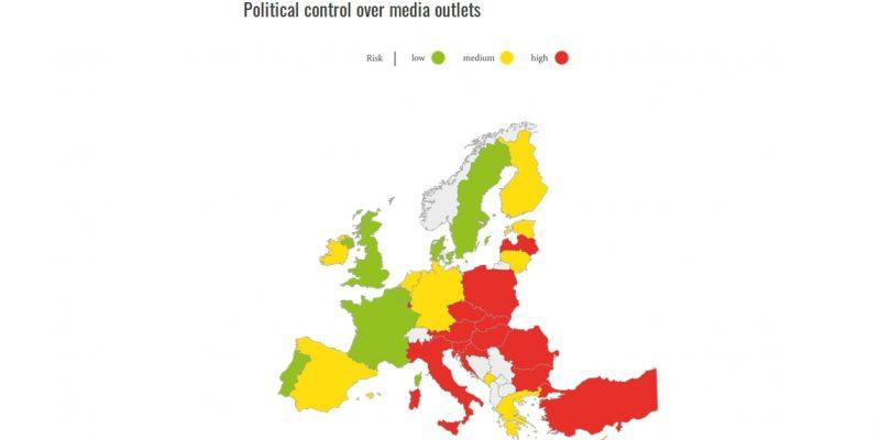 Ниту една земја без ризик по медиумскиот плурализам