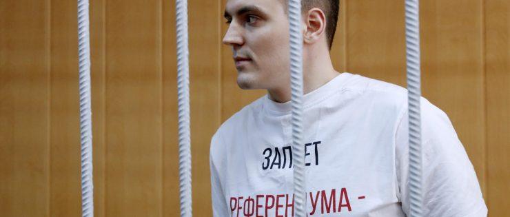 Русија: Невин новинар осуден под обвинение за екстремизам