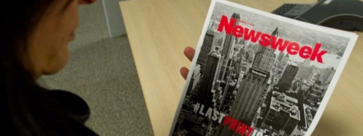 Newsweek Serbia престанува да се издава