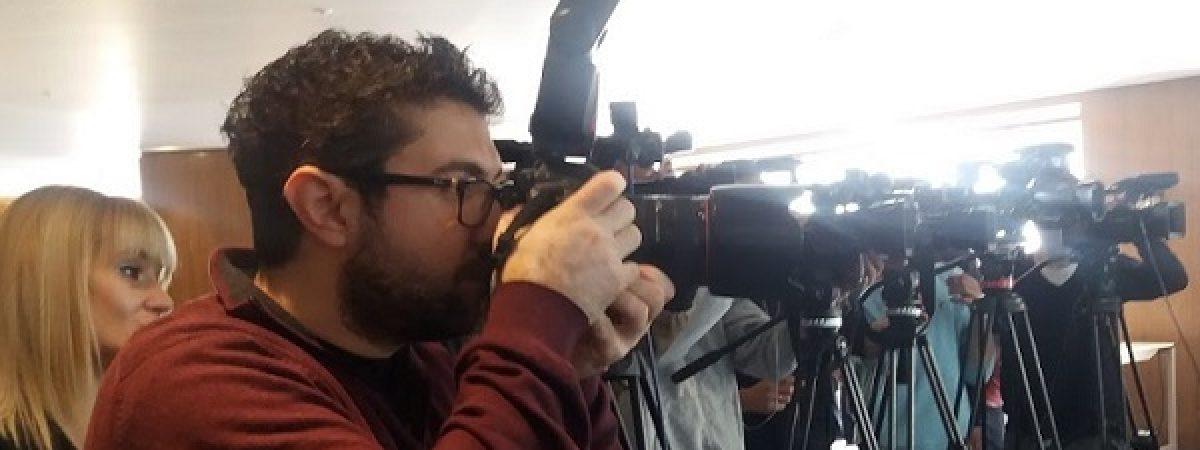 Нема слободни медиуми со исплашени новинари