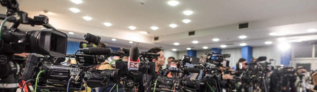 Измените на Изборниот законик ги загрозуваат работата и слободата на медиумите