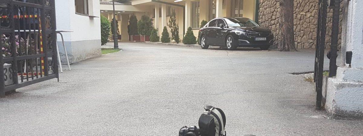 Осуда за ароганцијата кон фоторепортерите