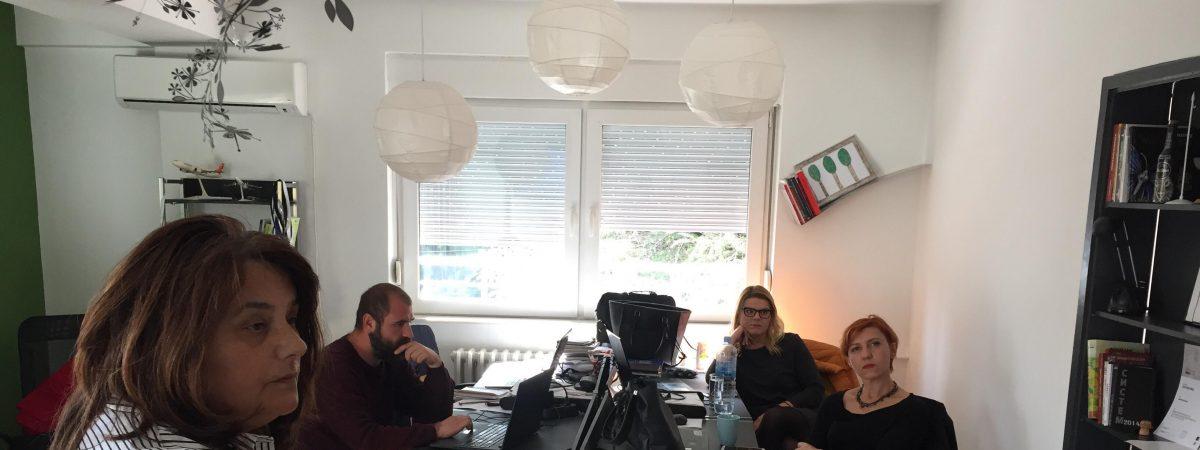 ССНМ на средба во СДК: Најголем проблем авторските права