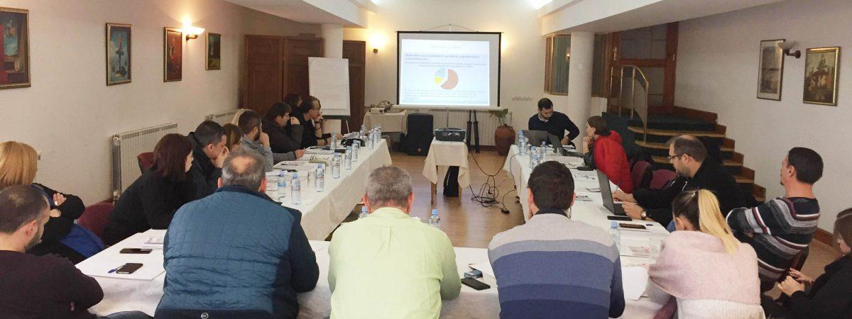 Работен состанок на раководството на ССНМ