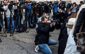 Ќе го чуе ли Обвинителството новинарскиот крик против насилниците?