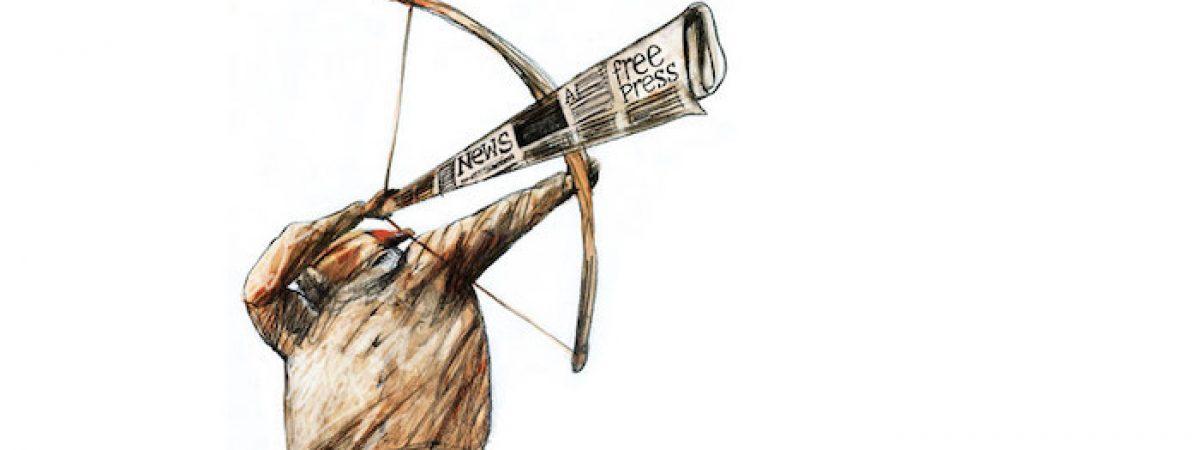 Повик за почитување на слободата на печатот и новинарската независност во Европа
