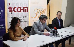 Промовирани Повелбата за условите за работа на новинарите и нацрт фер-договори за вработување