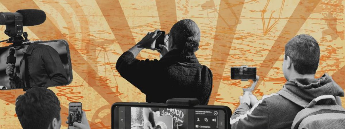Биди мобилен новинар: напредна онлајн-работилница