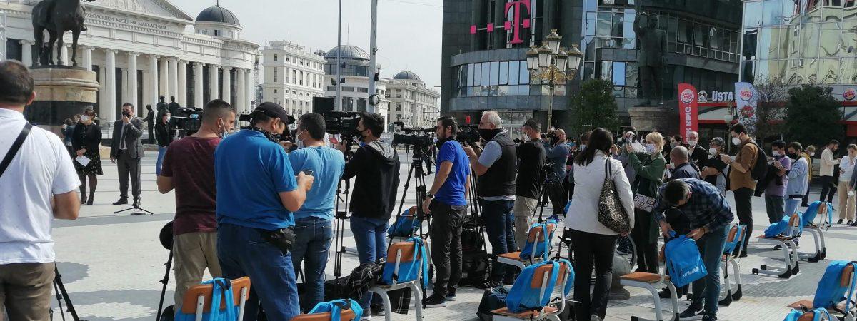 Институциите да не забораваат на протоколите кога организираат настани за медиумите