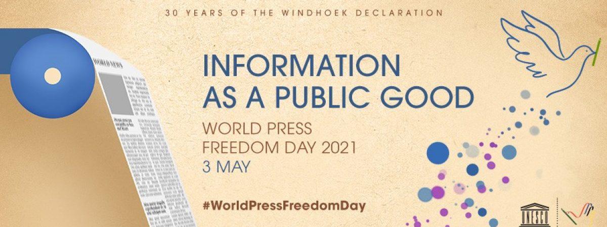 Слободни новинари, слободно општество